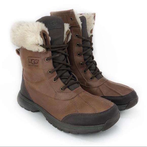 3b874d27f2a Men's UGG Rudyard Waterproof Snow Boots! Size 8.